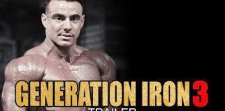 Generation Iron 3 Rafael Brandao Trailer