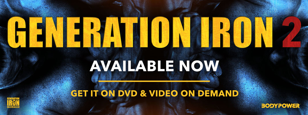 Generation Iron 2 Available Now