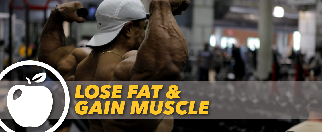 Generation Iron Roelly Lose Fat
