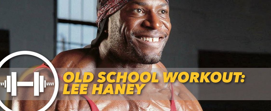 Old School Workout: Lee Haney | Generation Iron Official
