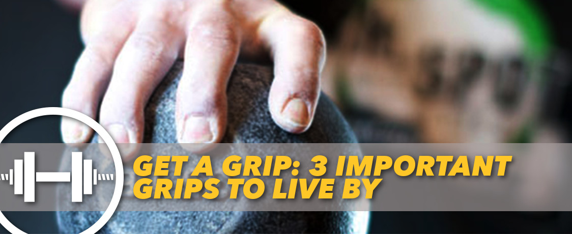 Generation Iron Get a Grip