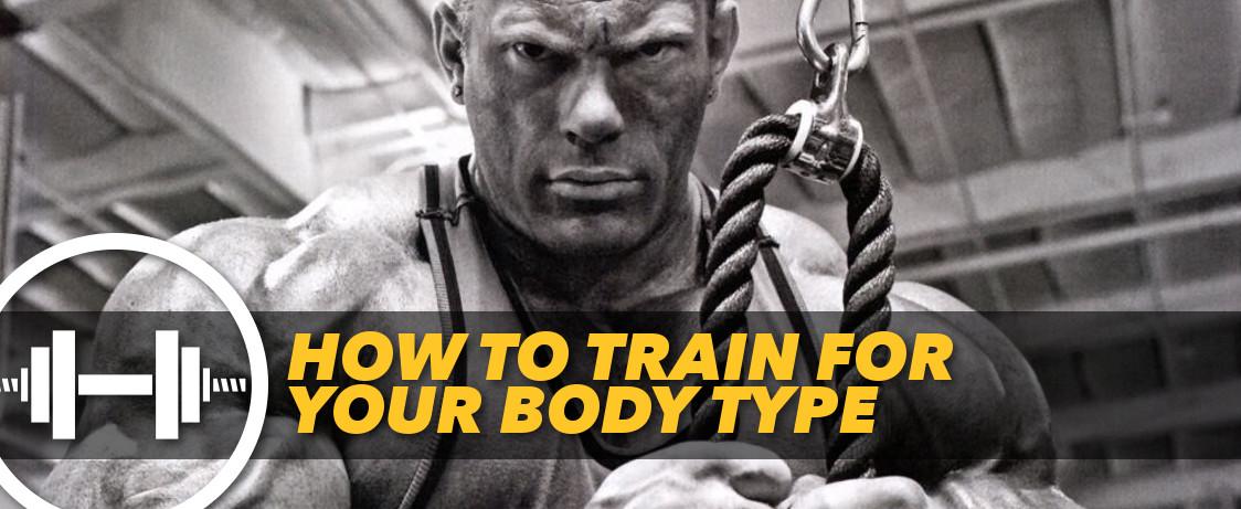 Generation Iron Body Type Training