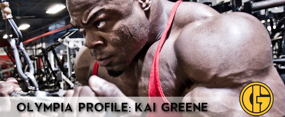 Generation Iron Kai Greene Olympia