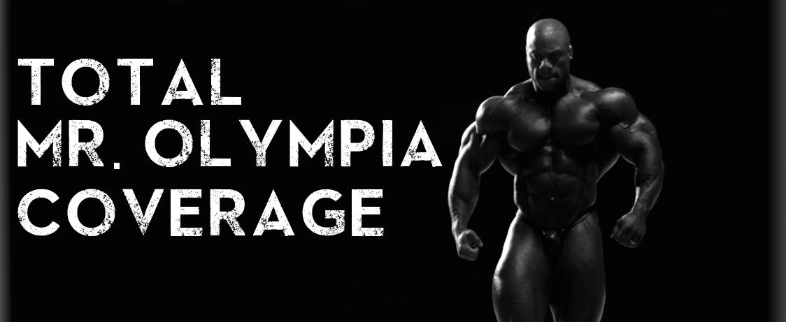 Generation Iron Olympia 2014 Coverage