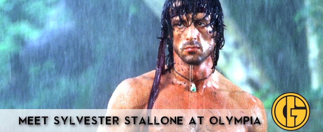 Generation Iron Stallone Olympia