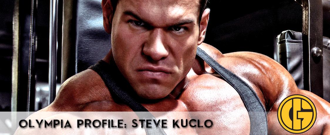 Generation Iron Steve Kuclo Olympia