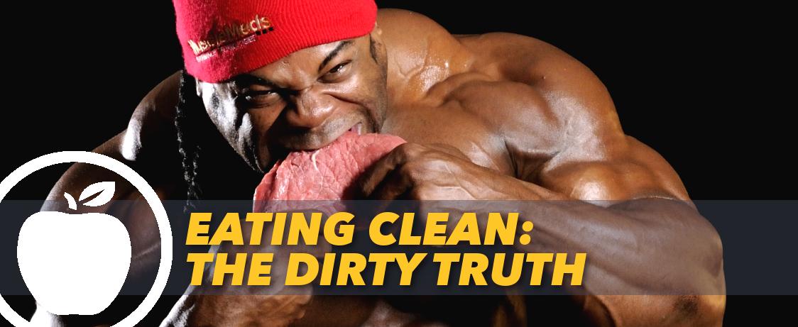 Generation Iron Kai Eating Clean