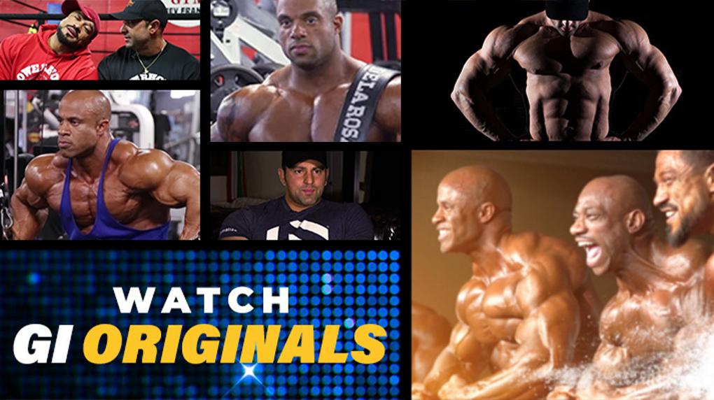 Generation Iron Digital Original Shows