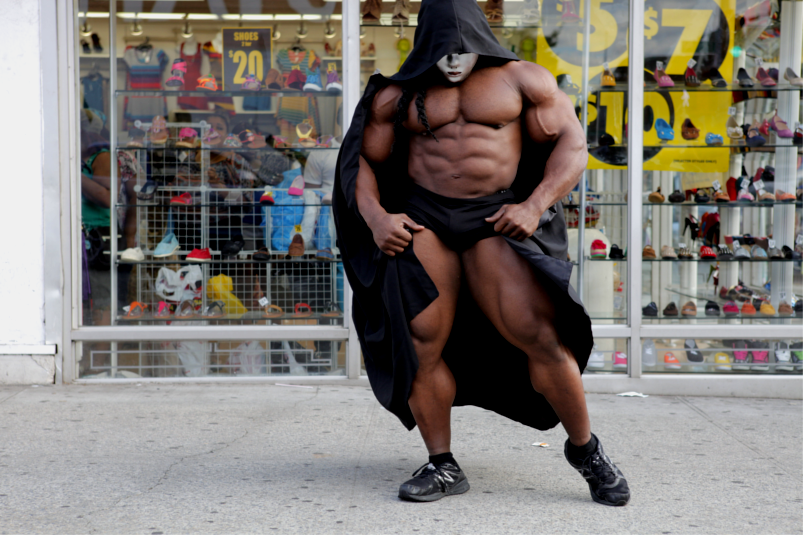 Bodybuilder Halloween Costumes