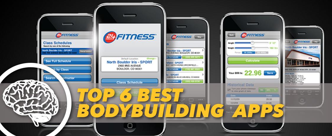 Top 6 Best Bodybuilding Apps | Generation Iron