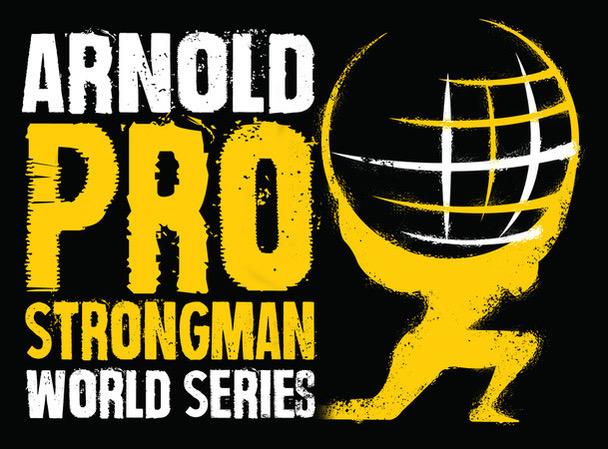 Strongman Corporation Arnold Pro Strongman World Series
