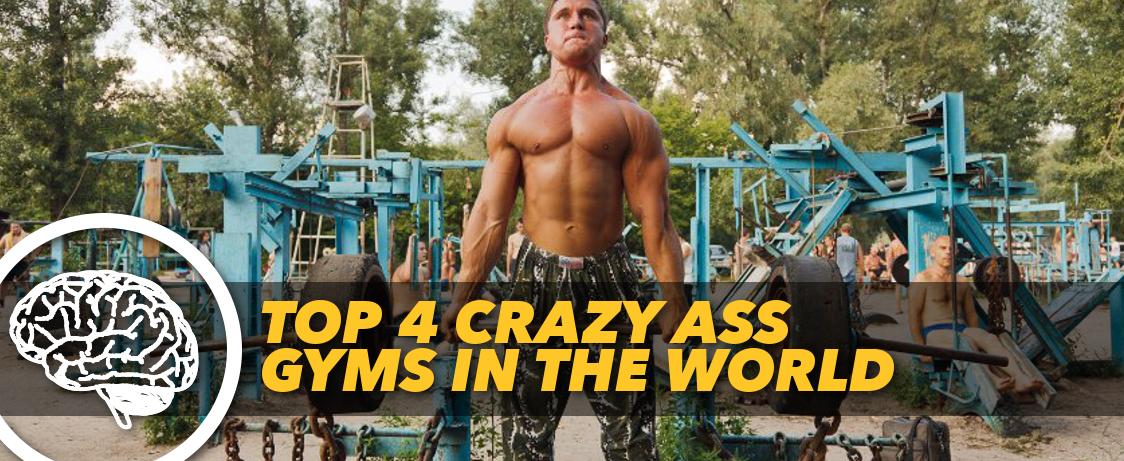 gym crazy