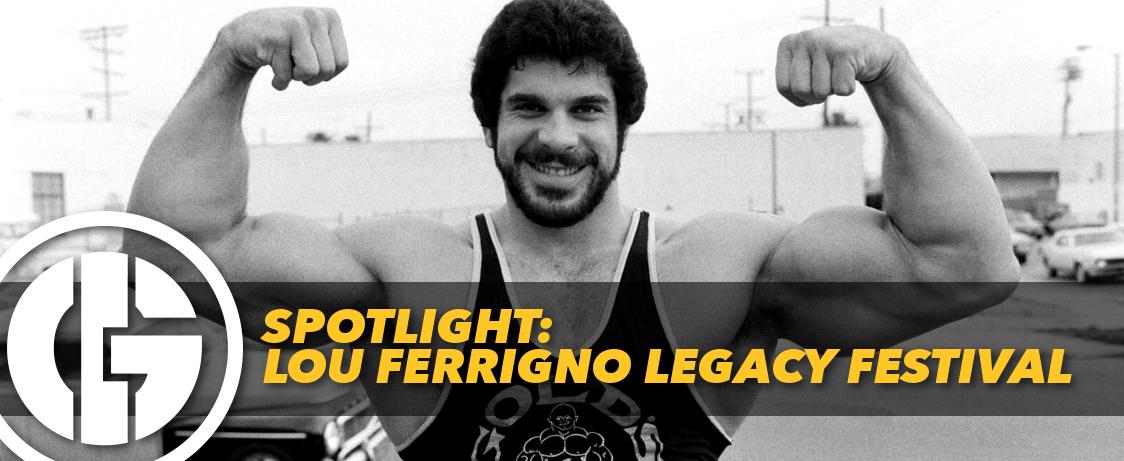 Generation Iron Lou Ferrigno Legacy