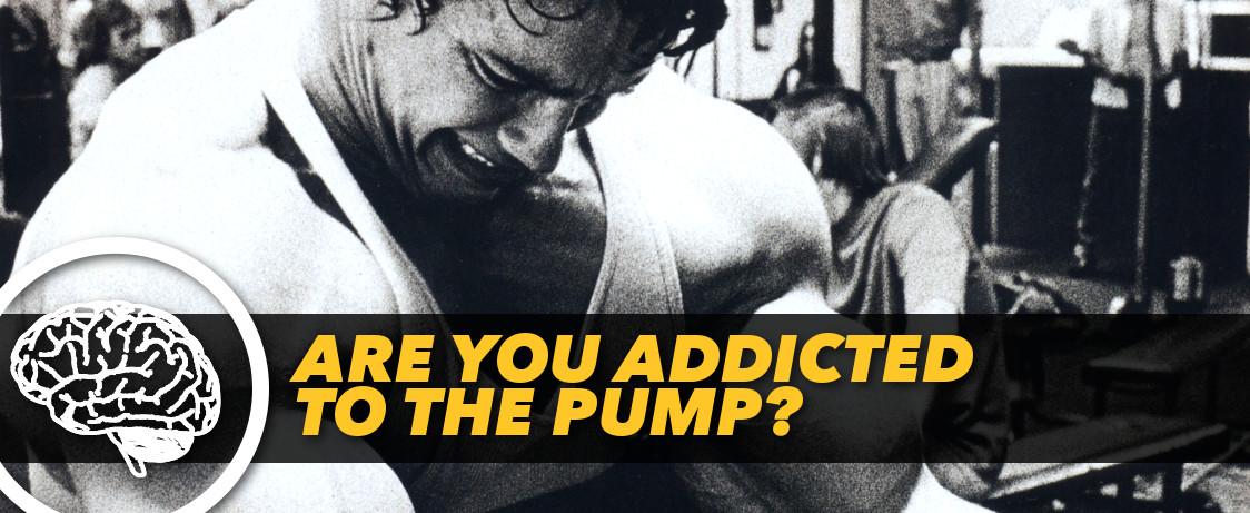 Generation Iron Arnold Schwarzenegger the pump
