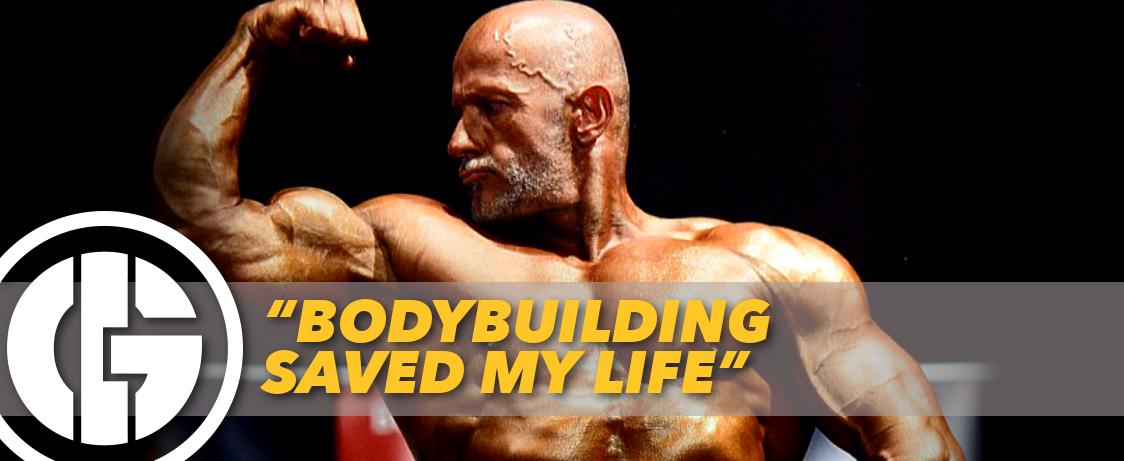 Generation Iron Bodybuilding Saved My Life