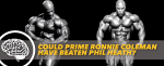 Generation Iron Prime Coleman vs Phil Heath