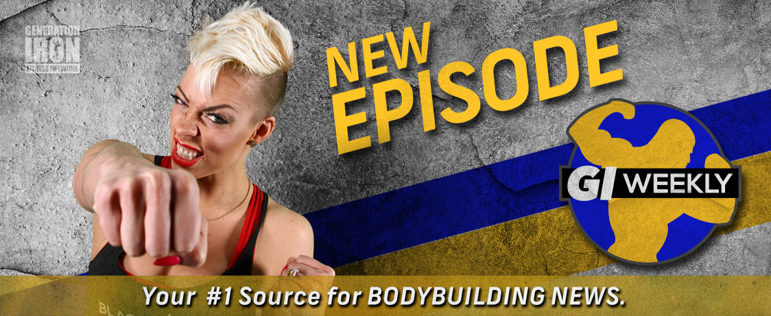 Generation Iron GI Weekly Top 5 Uncrowned bodybuilders