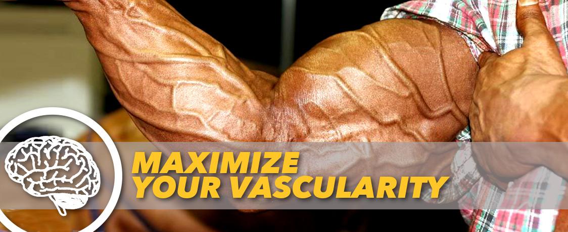 Generation Iron Maximize Vascularity
