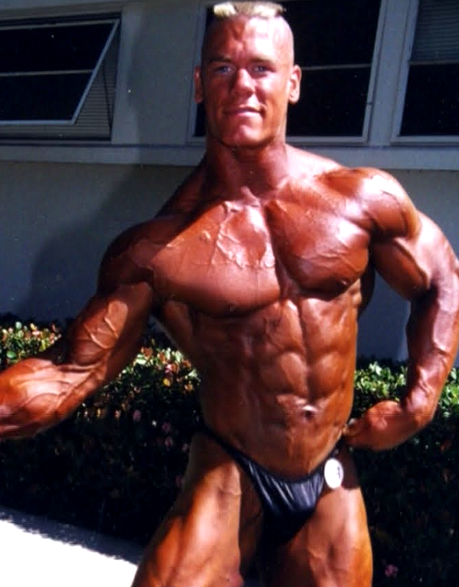 John Cena's Impressive Bodybuilding Past | Generation Iron