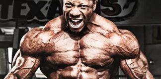 Bodybuilding Fight Pain Generation Iron