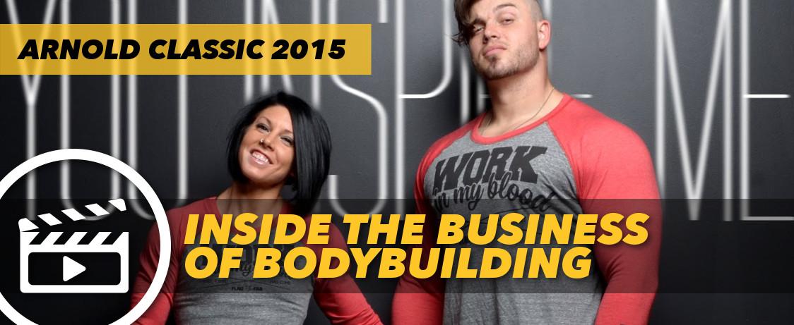 Generation Iron Business of Bodybuilding
