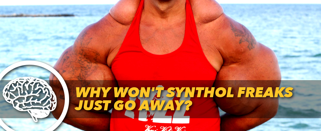 Why Won't Synthol Freaks Just Go Away? | Generation Iron