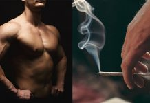 Weed and Bodybuilding Generation Iron