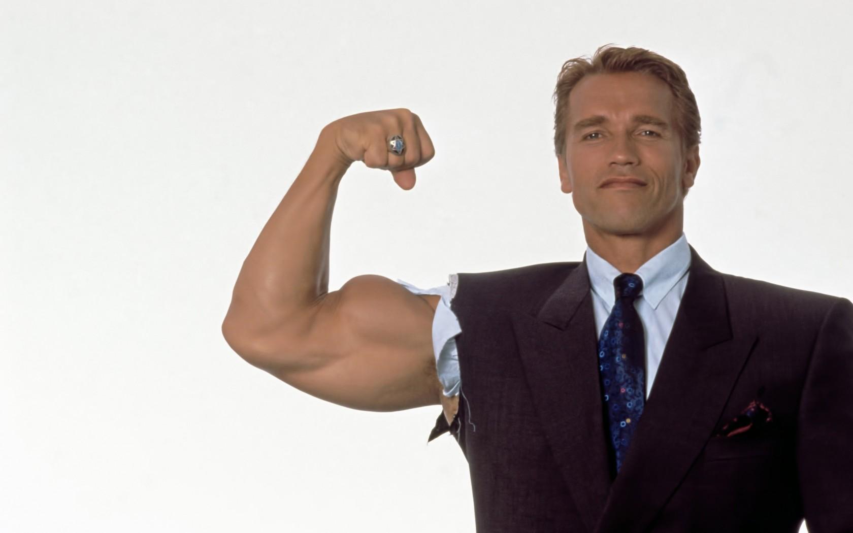 Generation Iron Arnold Suit