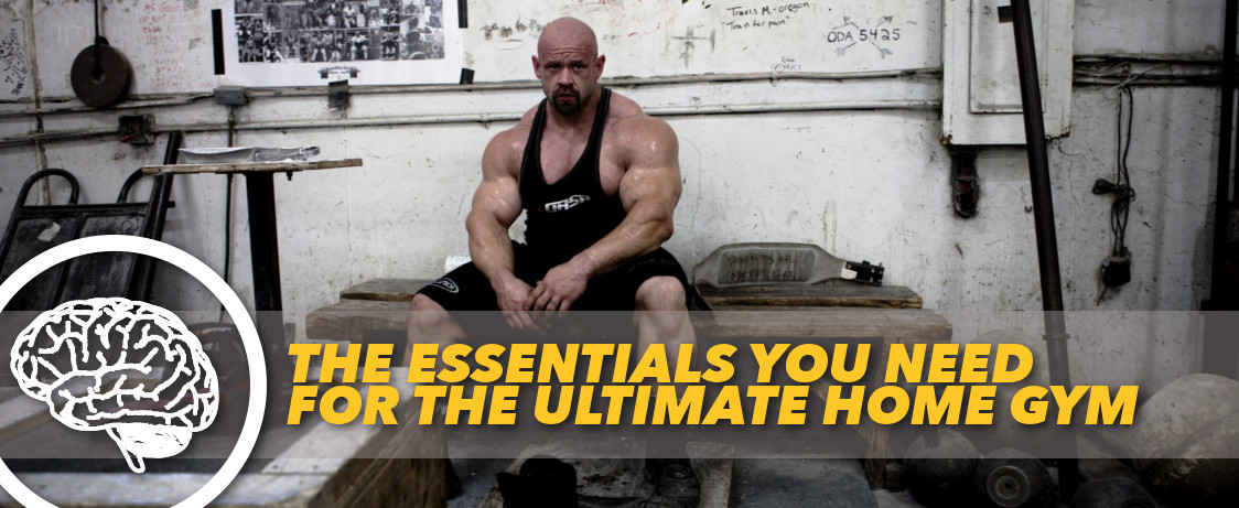 The Essentials You Need For the Ultimate Home Gym