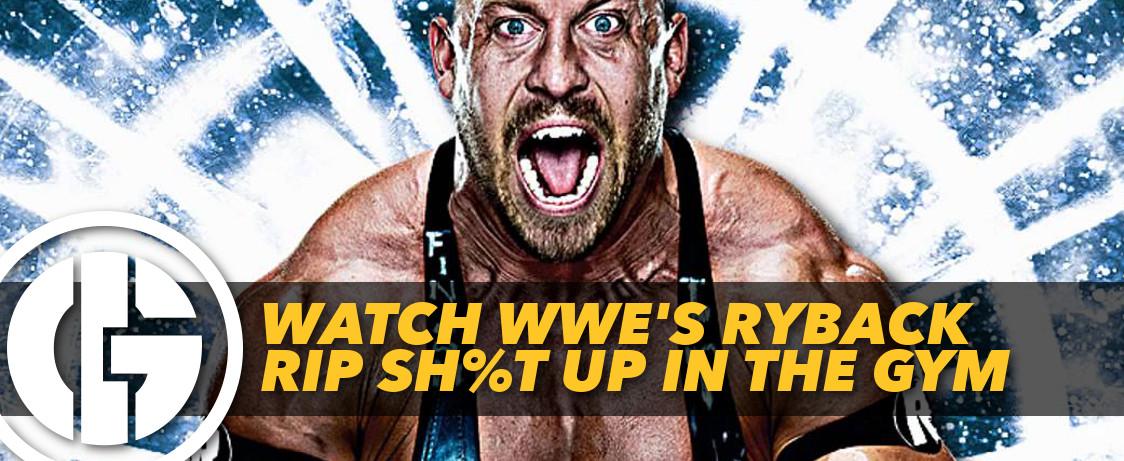 Generation Iron Ryback WWE