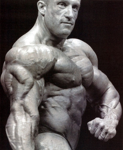 Steroids are used in all sports. by Dorian Yates @ Like