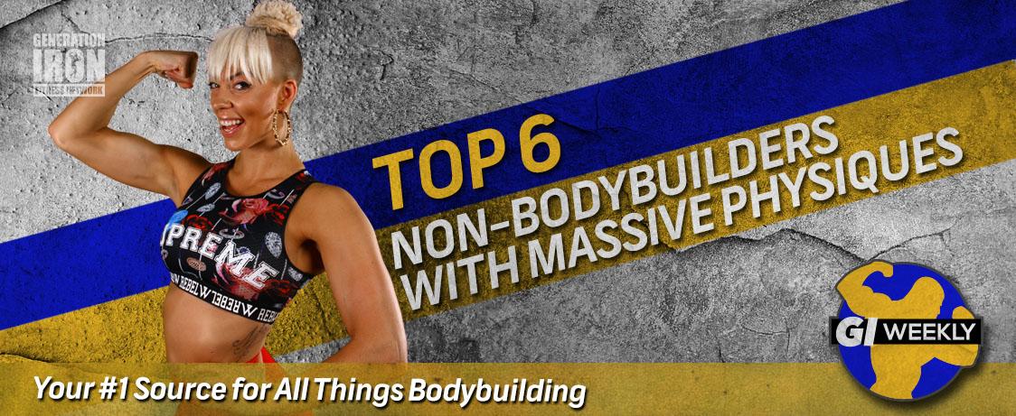 Generation Iron Non Bodybuilders Massive Physiques