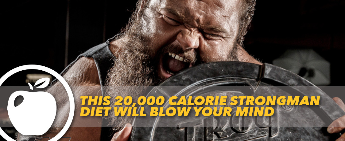 Generation Iron 20,000 Calories
