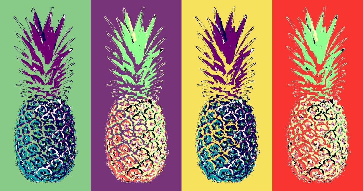 Generation Iron Pineapples