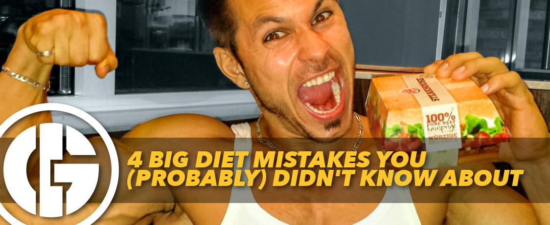 Generation Iron Big Diet Mistakes