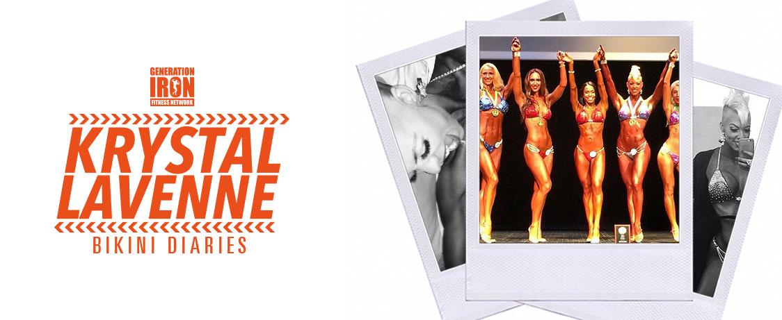Generation Iron Bikini Diaries Victor Legends Championships