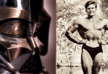 Darth Vader David Prowse Bodybuilder