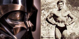 Darth Vader David Prowse Bodybuilder