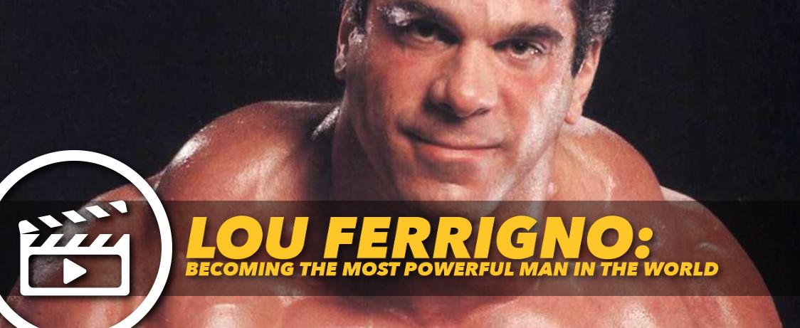 Generation Iron Lou Ferrigno Lost Scenes