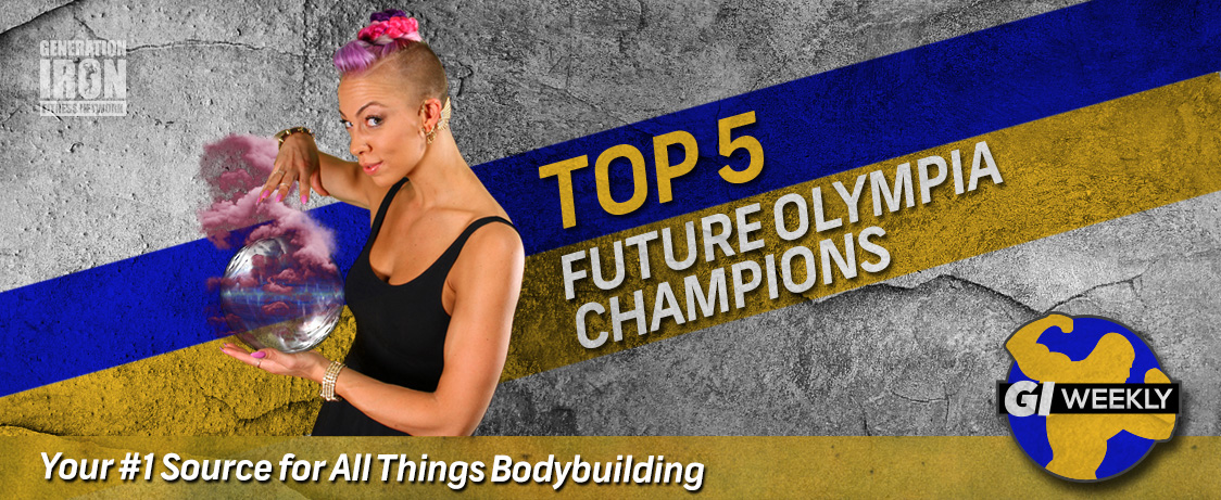 Generation Iron Future Olympia Champions