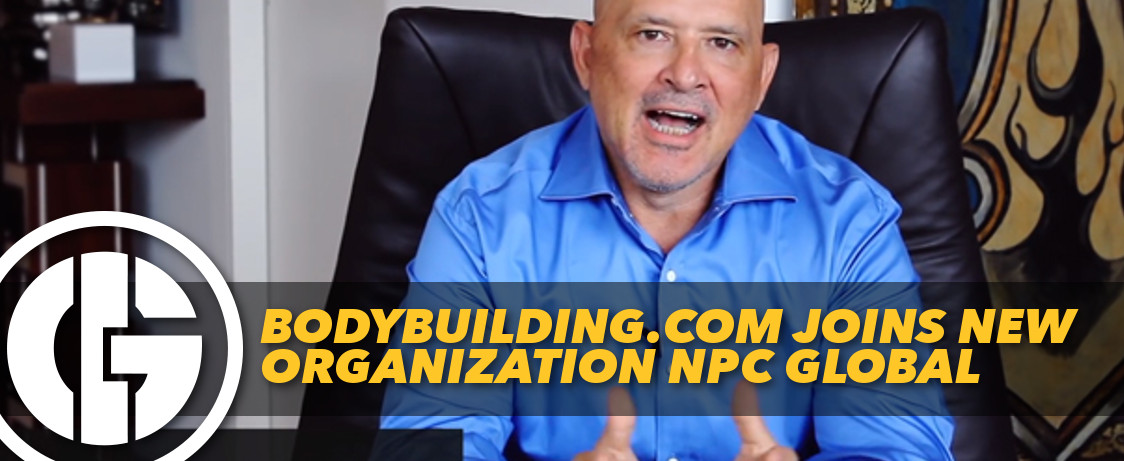 Generation Iron NPC Global Bodybuilding.com