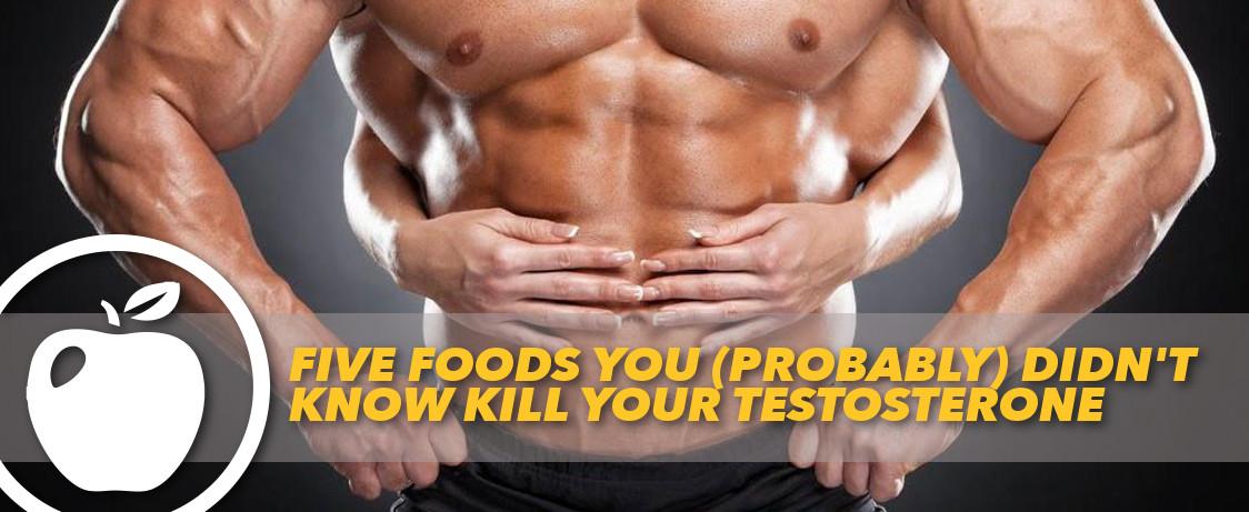 Generation Iron Testosterone Foods