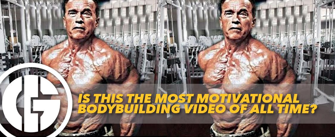 Generation Iron Arnold Most Motivational Bodybuilding Video
