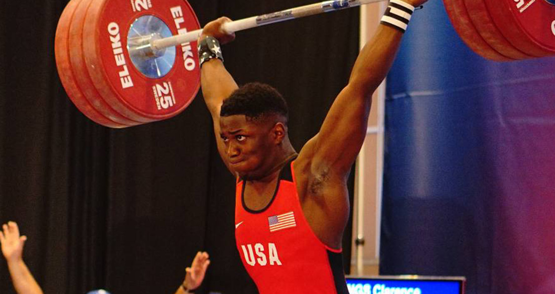 15 Year Old Shocks Lifting World: Just How Strong Can He