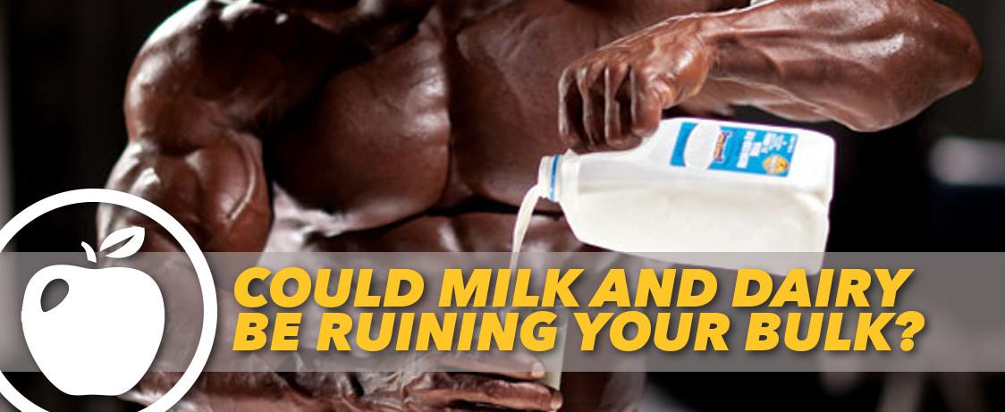Generation Iron Milk and Dairy