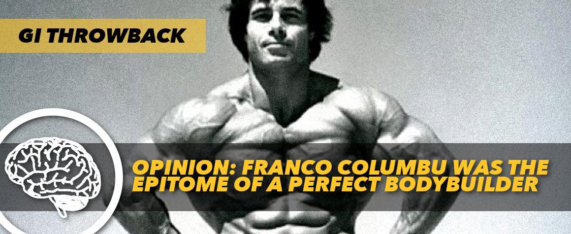 Generation Iron Franco Columbu