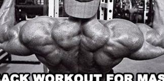 Back Workout For Mass Generation Iron