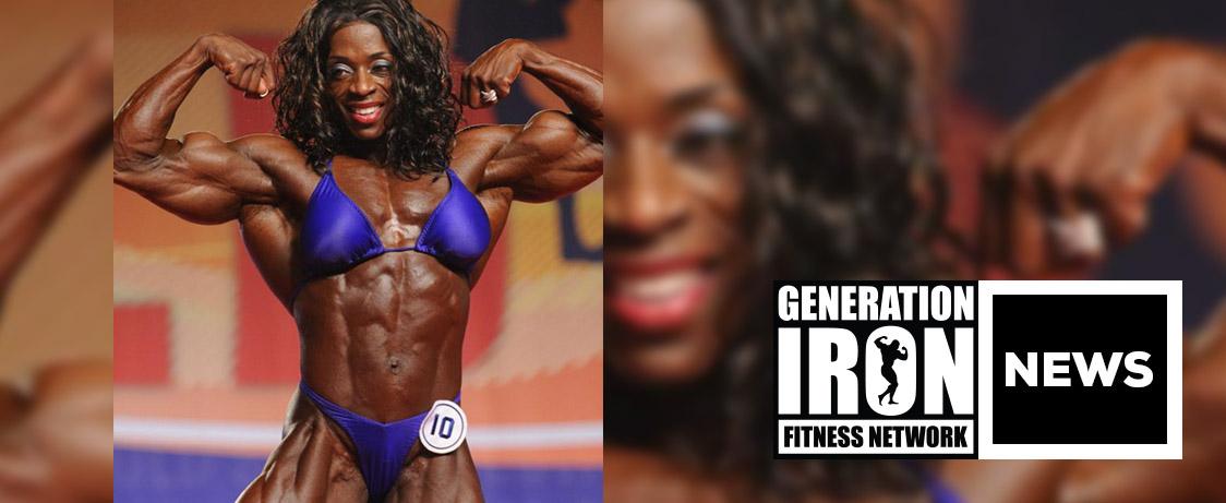 Iris Kyle Official Bodybuilding Announcement Generation Iron