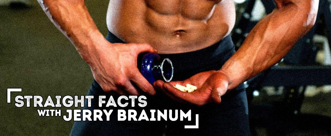 Straight Facts Jerry Brainum Best Strength Gain Supplements Generation Iron
