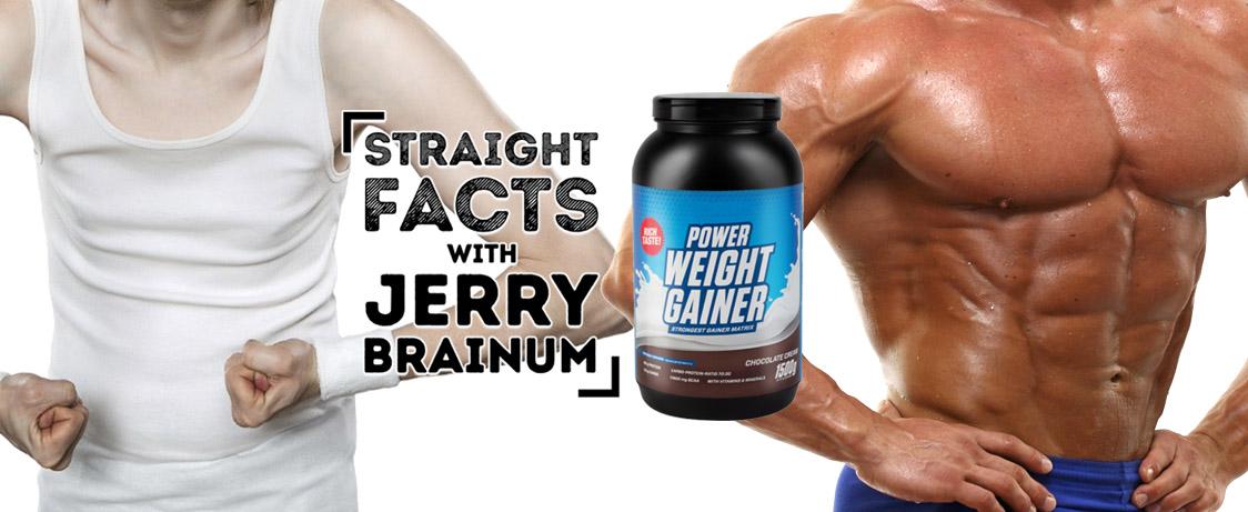 Weight Gainers Bodybuilding Jerry Brainum on Generation Iron